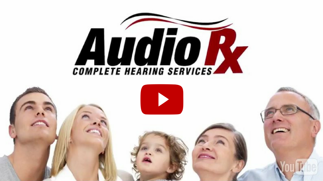 Welome to Audio RX Video